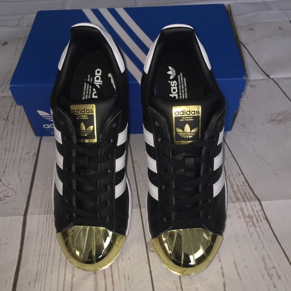 best service 904bc df06b Adidas Superstar 80s Shoes Women's 9 NEW NWT